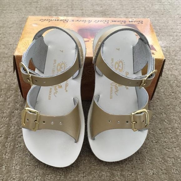 df06f21b31a7 Sun-San Salt Water Sandals Shoes